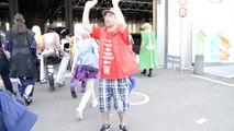 """Sazotek - Japan Expo 2013 : """" Avec Ticket et sans Ticket ! """""""