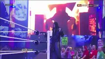 The Undertaker Returns on WWE Raw 1000th Episode with Kane (Brothers of Destruction)
