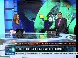 Renier González: La FIFa es una organización que no es deportiva