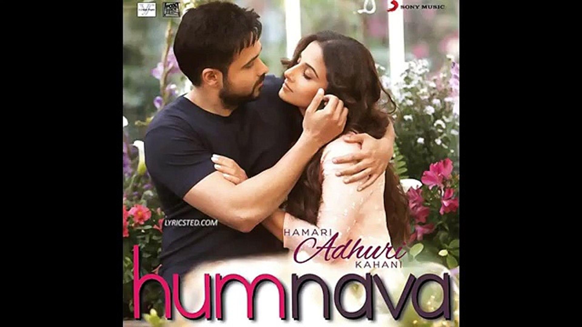 Hamari Adhuri Kahani | Humnava | Piano instrumental | Karaoke