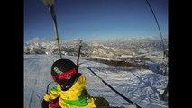 Snowboarding Hakuba Nagano Japan Dec 2012 (Gopro 3 Black Edition)