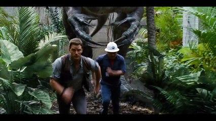 #2 Owen échappe à L'Indominus Rex - Extrait #2 Owen échappe à L'Indominus Rex (Anglais sous-titré français)