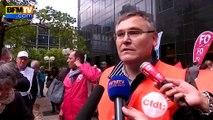 """Suppression d'emplois chez Areva: """"des erreurs à tous les niveaux"""", dénonce un syndicaliste"""