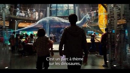 Bienvenue à Jurassic World - Featurette Bienvenue à Jurassic World (Anglais sous-titré français)