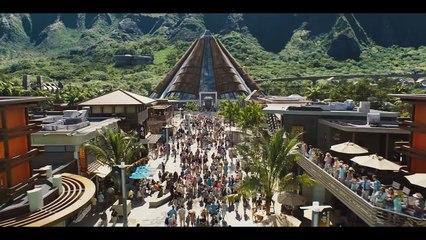 Les dessous de Jurassic World - Featurette Les dessous de Jurassic World (Anglais sous-titré français)