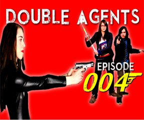 Double Agents episode 004: A View to a Cat
