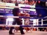 Combat de Muay Thai/Box Thai