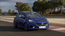 NA PISTA Opel Corsa OPC 2016 FWD aro 17 1.6 EcoTec Turbo 210 cv 28,5 mkgf 230 kmh 0-62 mph 6,8 s @ 60 FPS