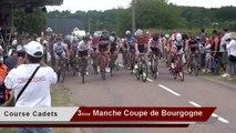 Course cadets Coupe de Bourgogne st firmin 31/05/2015