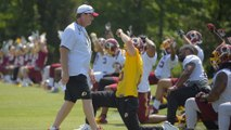Why is DeSean Jackson absent from OTAs?