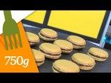 Recette de Macarons au caramel beurre salé - 750 Grammes