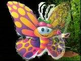 fabula Ardilla y la mariposa