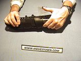 Ka Bar Bull Dozier Fixed Blade Knife Review