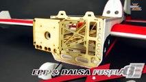 HobbyKing Product Video - HK Edge 540T EPP/Balsa 3D Aerobatic Airplane (ARF)