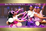 Shen Yun Performing Arts - Gira por Sudamérica 2009