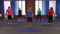 Chris Powell Level 2 Intermediate Workout  30 Minute Exercise Routine
