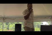 Mario Kombou sings 'A Little Less Conversation' Elvis Week 2005
