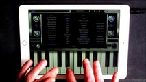 100% Free SoundPack for Waldorf Nave, Demo for iPad