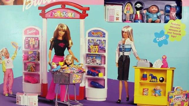 DisneyCarToys BARBIE TOY STORE Disney Princess Elsa & Frozen Kids Alex Shop dolls, cars toys & games