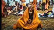 Naga Sadhus in Kumbh  Mela 2013 Maha Shivaratri