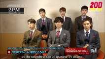 [TIME2SUB] 140304 TOKYO MX Music B. B. - Genesis of 2PM Release Interview (eng subs)