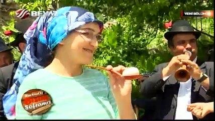 Nur Viral ile Bizim Soframız 02.06.2015 Uşak