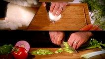Risotto Recipe - Best Risotto - Lobster & Crab Risotto by Chef Dubasak