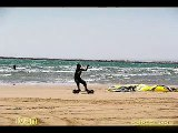 Solo Kite Mountainboard Isla Canela