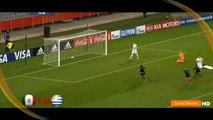 Gol Hírving Lozano México-Uruguay