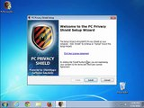 Using PC Privacy Shield to Delete Browsing History