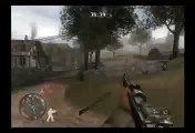 Call of Duty 2 Big Red One PS2 online play