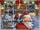 """Le Père Noël est une ordure - Parodie """"Petit papa Noël"""""""