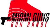 Miami Guns Range Pistol Shooting