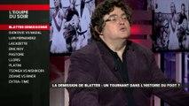Foot - Médias - E21 - FIFA : un tournant dans l'histoire du foot ?