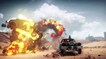 Mad Max - Gameplay Overview Trailer [1080p] - PS4