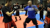 Stage Tecnico Kick Boxing - Action Team Italia