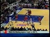 NBA 1994 Playoffs gm 5 Bulls at Knicks 1