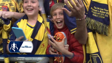A very special day for one Arsenal Fan | Inside Access
