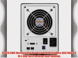 16.0TB OWC Mercury Elite Pro Qx2 eSTATA/FireWire 800/USB 3.0 1U 4-Bay SATA Desktop RAID Solution