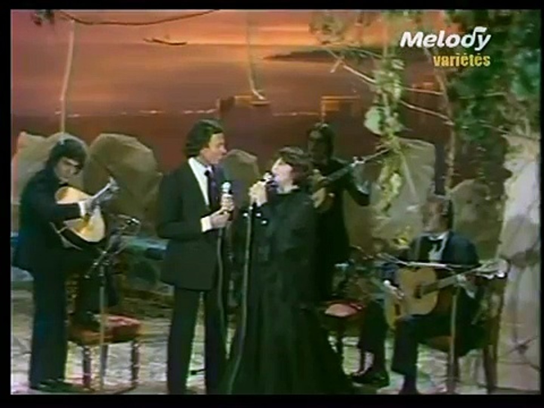 Amalia Rodrigues & Julio Iglesias - Duo - Un Canto a Galicia 1980