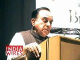 Subramanian Swamy explains how Sonia Gandhi Communal Violence Bill is Anti Hindu