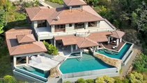 $2.9 million near Dominical Costa Rica, luxury beach home for sale