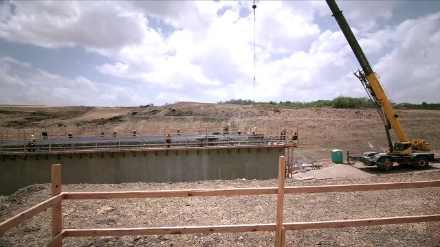 Construction Site timelapse: June 1 - June 30