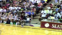 FULL HIGHLIGHTS: Blake Griffin & Jamal Crawford @ Jamal Crawford Pro Am 2013
