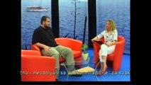 "emisija ""Ćakula"", TV Jadran - interview Frane Perić / KUM, 12.7.2011."