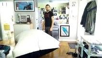Cet homme a créé le plus gros coussin péteur du monde !