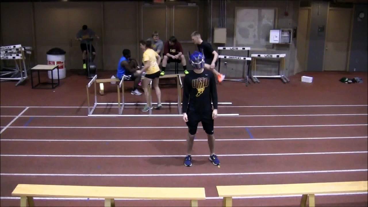 Harlem Shake UMD Track & Field
