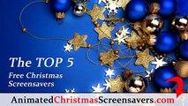 The TOP5 Animated Christmas Screensavers - Free 3D Christmas Screensavers for Windows 7