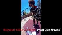 Brandon Bailey Johnson El Paso Chihuahuas Pre-Game Performance