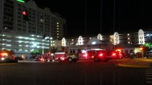 Daytona Beach Resort and Conference Center Fire Alarms Going Off
